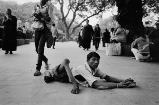 Pauvreté indienne