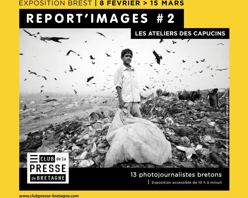 Julien Ermine, Photographe, Rennes