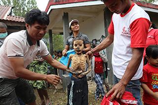 Toraja, le peuple qui fait vivre ses morts